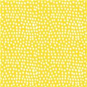 TISSU DASHWOOD STUDIO - FLURRY JAUNE- 100% COTON - minimum 5 m