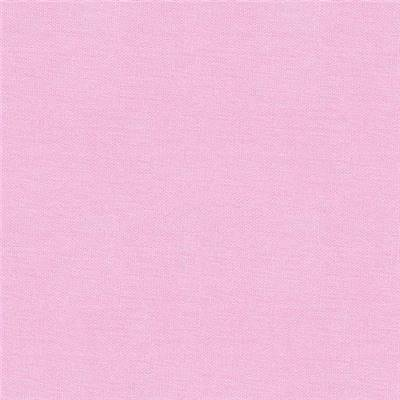 TISSU DASHWOOD STUDIO - POP - ROSE - COTON UNI - 110 CM