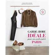 GARDE ROBE IDEALE POUR UN WEEK END A PARIS - 13 PATRONS TAILLE REELLE