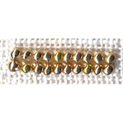 PERLES N° 2901 OR 2.5 gr- minimum 3 sachets