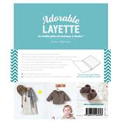 ADORABLE LAYETTE AU TRICOT