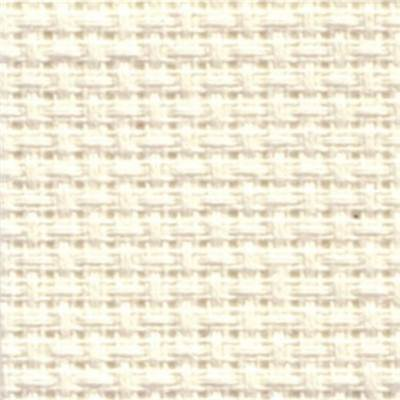 COUPON AÏDA 5.5 PTS CREME  - 50 x 40 cm