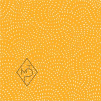 TISSU DASHWOOD STUDIO - TWIST HONEY  - 100% COTON - mini 5 m