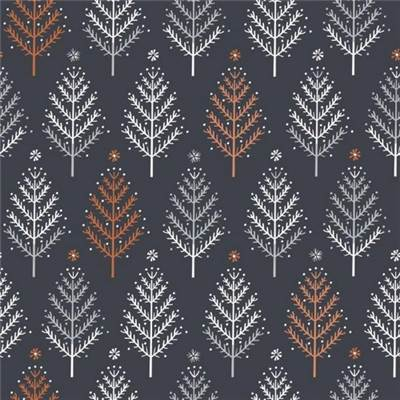 DASHWOOD STUDIO - WINTERFOLD 1342 - 100% COTON - mini 5m