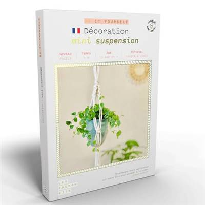 FRENCH'KITS - DIY - DÉCORATIONS MINI-SUSPENSION
