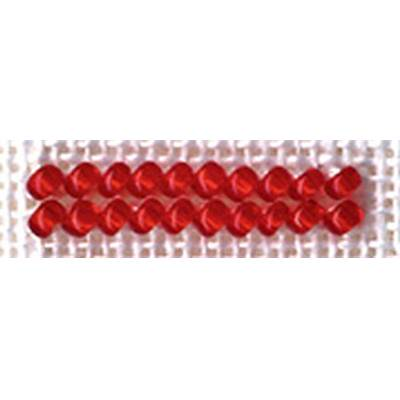 PERLES N° 1401 ROUGE 5 gr- minimum 3 sachets