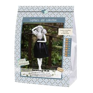 KIT DOLL FABRIC COLLECTION - LINDA - 45 CM