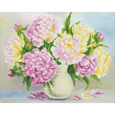 KIT DIAMOND ART CONFIRME - BOUQUET DE FLEURS