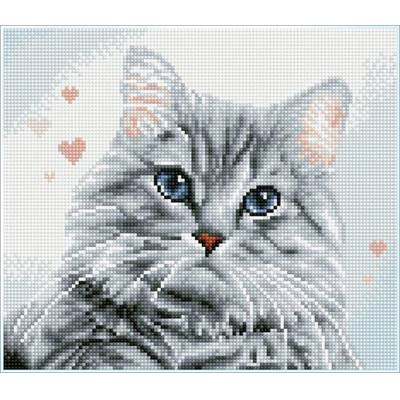 KIT BRODERIE DIAMANT SQUARES - PRICILLA