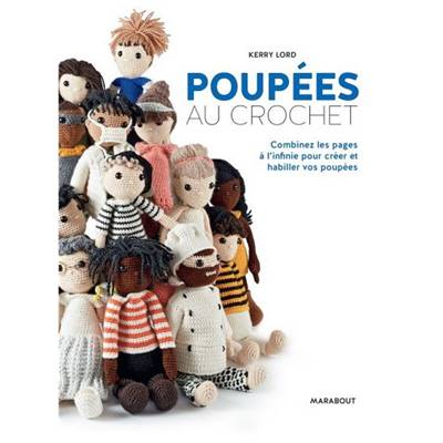 POUPEES AU CROCHET - KERRY LORD