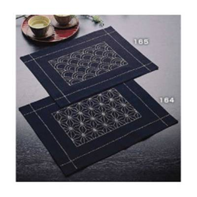 KIT OLYMPUS SASHIKO SET DE TABLE N°164 33 X 43 CM