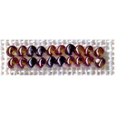 PERLES N° 2409 BORDEAUX ANTIQUE 2.5 gr- minimum 3 sachets
