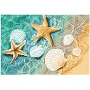KIT BRODERIE DIAMANT SQUARES - CRYSTAL SHORE