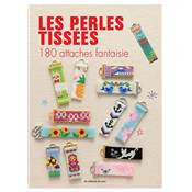 LES PERLES TISSEES - 180 ATTACHES FANTAISIE