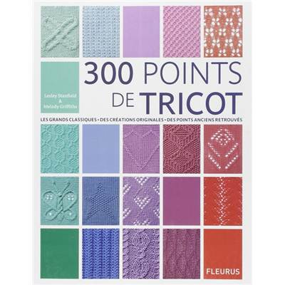300 POINTS DE TRICOT- FLEURUS