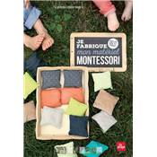 JE FABRIQUE MON MATERIEL MONTESSORI - DO IT YOURSELF !