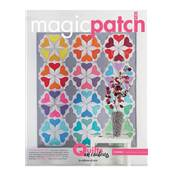 MAGIC PATCH N° 132 - QUILTS EN COULEURS