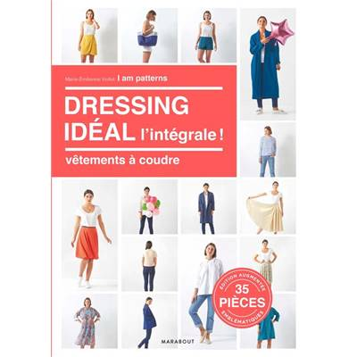 DRESSING IDEAL - L'INTEGRALE - VETEMENTS A COUDRE - 39 PIECES